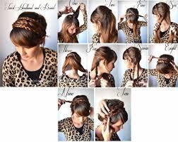 [Tuto coiffure n°1] 3 coiffures tressées pour l'été