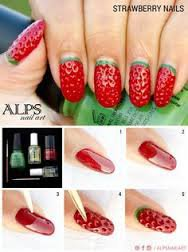 [Nail art n°1] 2 nail arts fruités