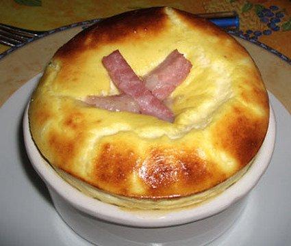 [Recette n°3] Gratin de jambon au fromage blanc