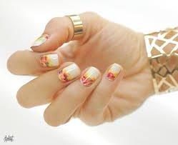 [Nail art n°2] 5 Nail-arts d'automne
