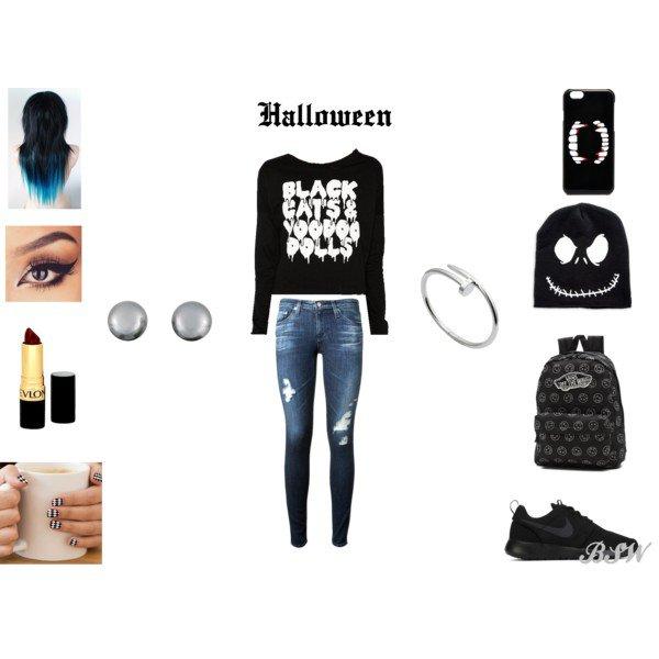 [Lookbook n°5] Halloween