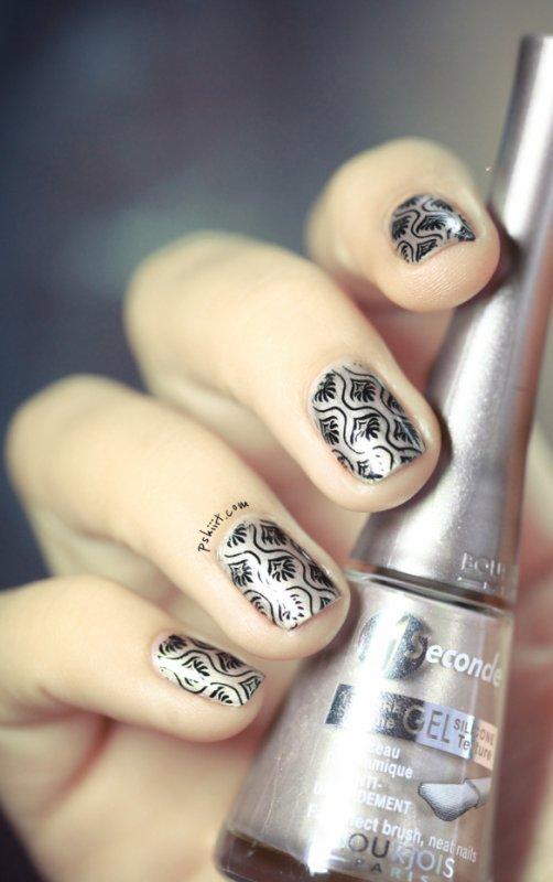 [Nail art n°4] 5 nail-art Noël