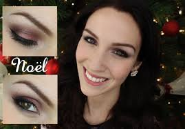 [Maquillage n°2] 6 maquillages pour Noël