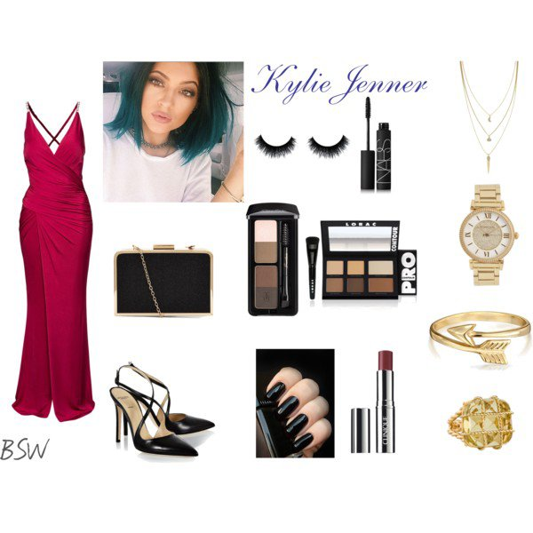 [Get the Look n°1] Kylie Jenner (Nouvel-an)
