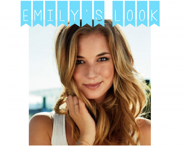 Get the look of Emily VanCamp (Revenge)