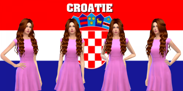 3) Miss Croatie