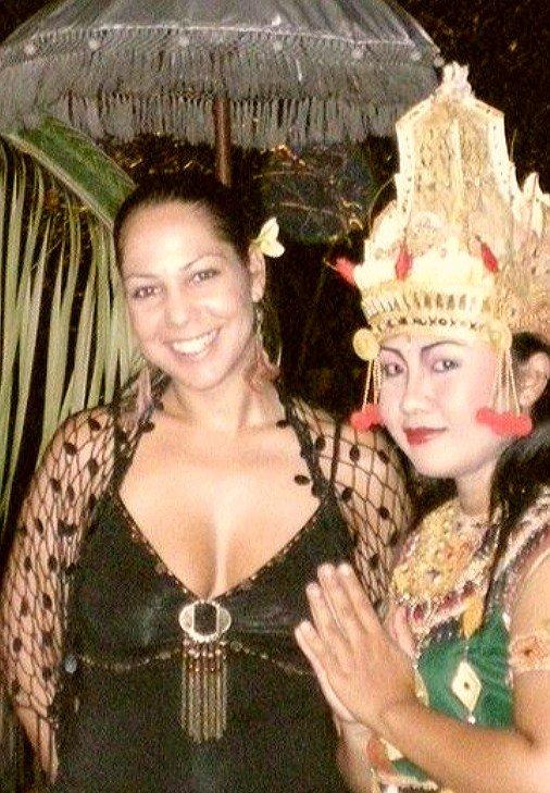 Souvenirs de Bali...
