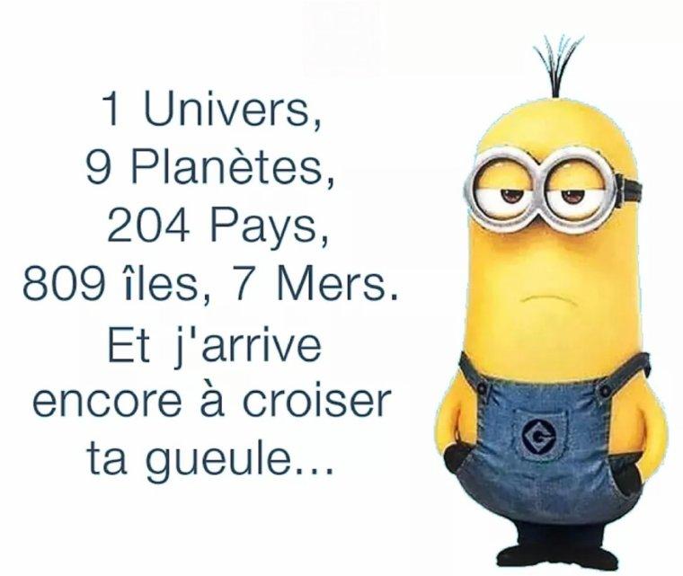 Eh oui, le monde est trop petit!!!! lol