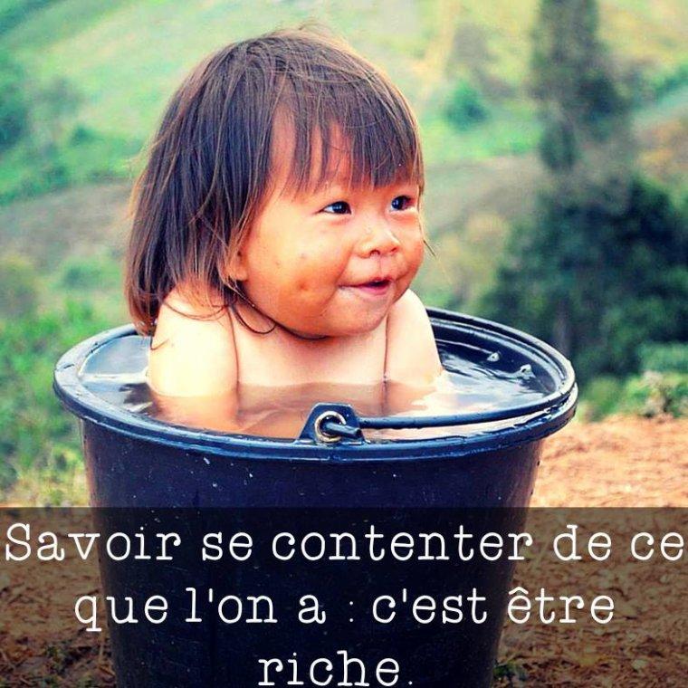 Ouiiiii!!!! Et la richesse est surtout dans le c½ur et dans l'âme!!!!