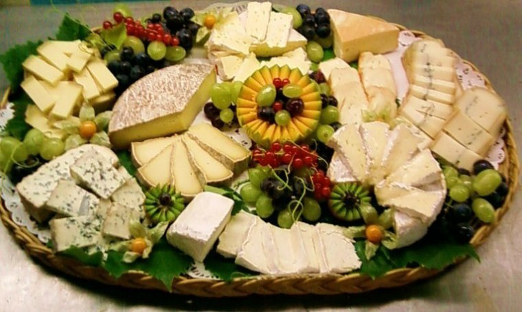 Mmmmm envie de fromage!!!! loool