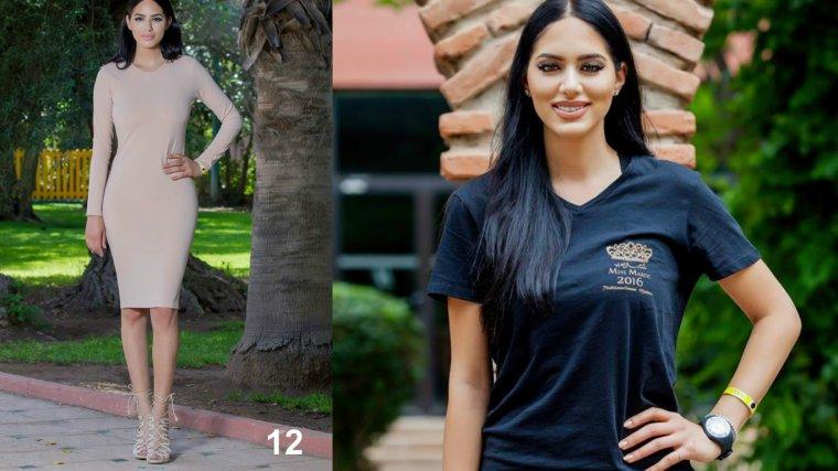 Sara Belkziz, Miss Maroc 2016!!!!