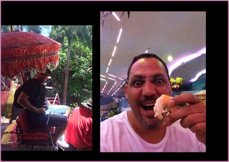 My bro @ Bangkok!!!! Nice trip Hichamouuuu :-)))