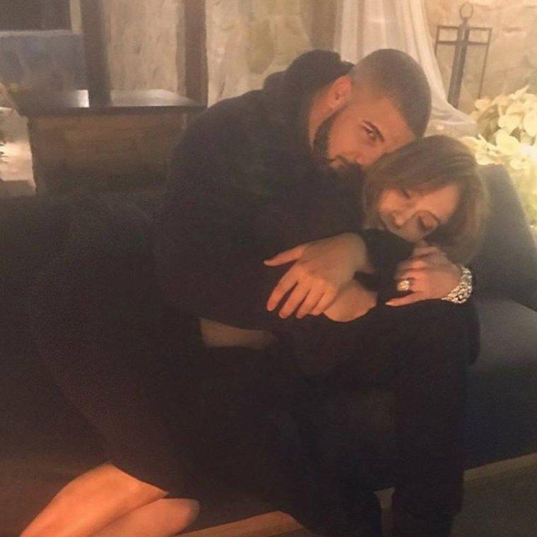 Drake&Jlo... 17 ans d'écart. Et après? L'Amour n'a pas d'âge...