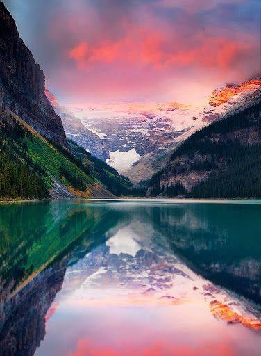 Ouaw, quel magnifique paysage... ce que la nature peut être belle soubhannallah!!!!