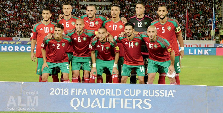 Vive le Maroc... Et bonne chance à nos Lions!!!!