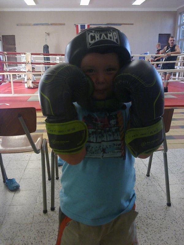 amaury éthan estéban a la boxe