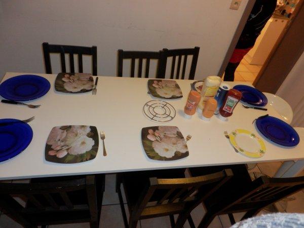 souper chez maryza et jonathan