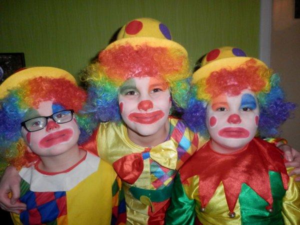 mes petits clown
