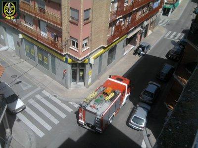 BRP T-47, Bomberos del Ayuntamiento de Zaragoza