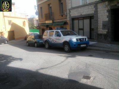 Nissan Pathfinder, Policía Local de Zaragoza