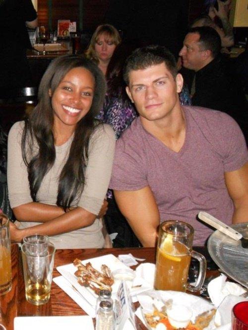 Cody Rhodes & Sa Copine