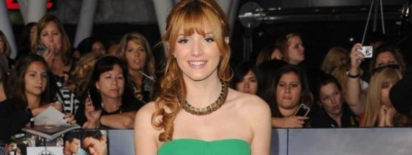 Bella Thorne : Twitter, comment être suivie par la star de Shake It Up !
