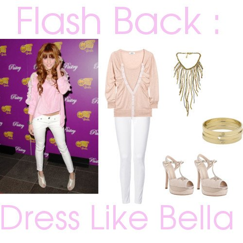 Petit flash-back sur le look de Bella Thorne