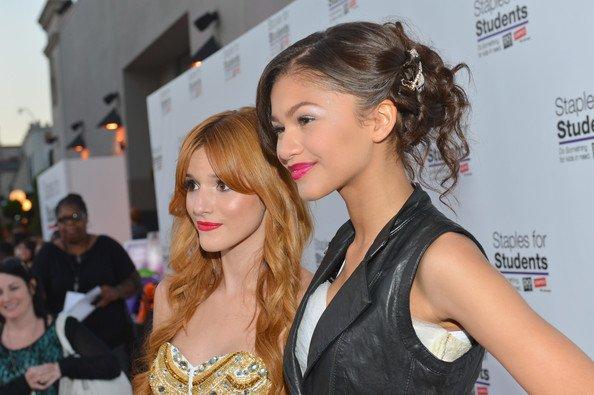 Plutôt style de Bella Thorne ou Zendaya? Test!