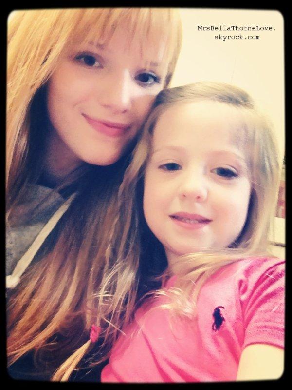 Nouvelle photo Twitter de Bella, 5 avril 2013