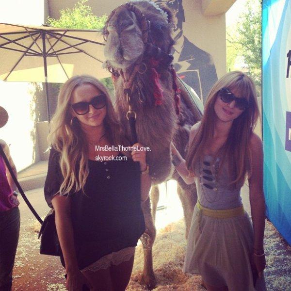 Nouvelles photos Twitter de Bella du 12 et 13 avril 2013