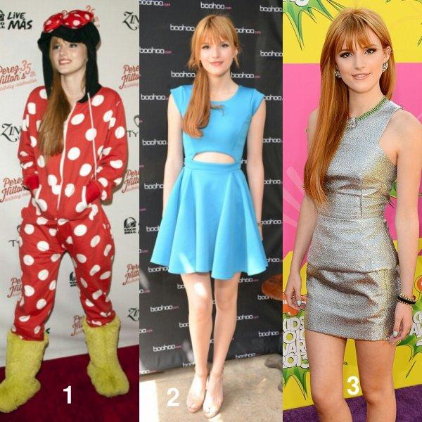 Quelle est la plus belle tenue?