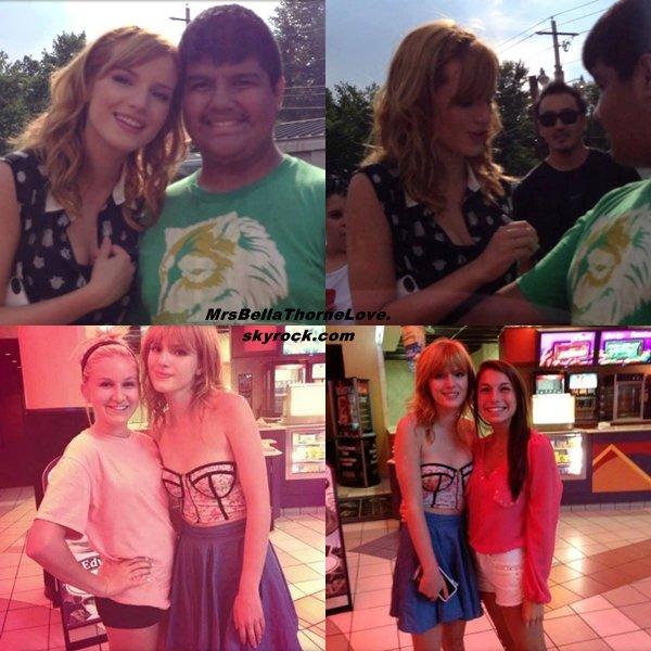 Nouvelles photos de Bella à Atlanta