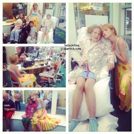 Nouvelles photos de Bella à Atlanta le 22 et 23 Juillet 2013