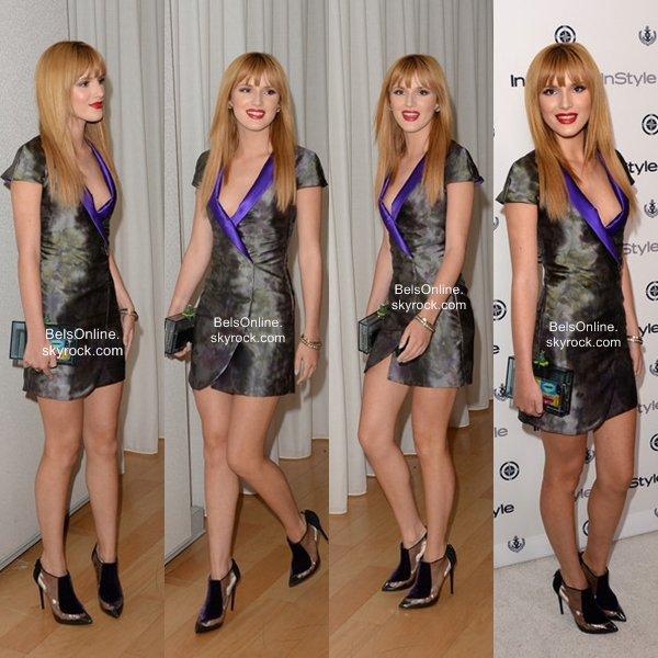 Bella Thorne à la 12ème soirée annuelle InStyle Summer le 14 Août 2013