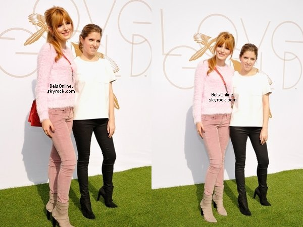Bella Thorne à la Stars at the LoveGold Luncheon le 9 Janvier 2014
