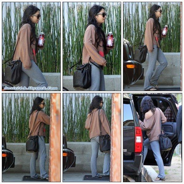 ★.•°•.•  Vanessa à Los Angeles (14 Novembre) •.•°•.★