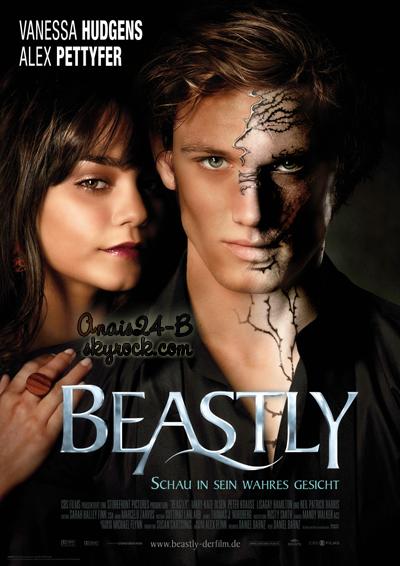 - - ★.•°•.• Affiche de Beastly + Nouvelles Photos d'un Photoshoot •.•°•.★ - -
