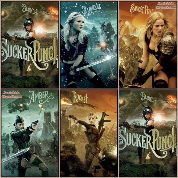 - - ★.•°•.• Banner International du film Sucker Punch  •.•°•.★ - -