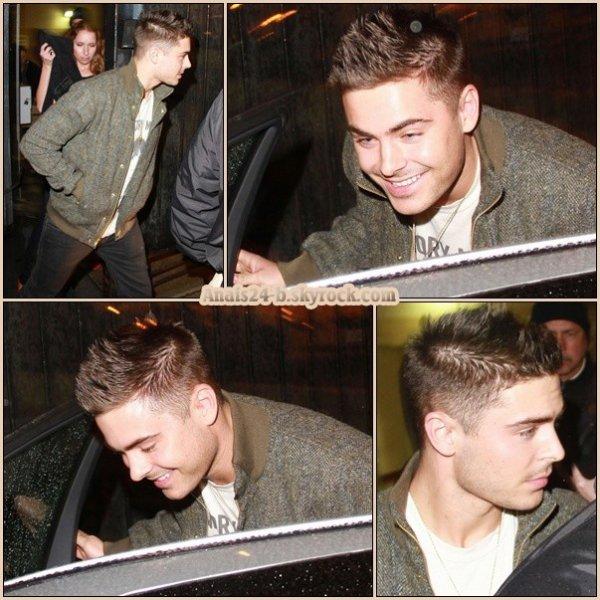 - - ★.•°•.• Zac à Beverly Hills ( 15 Février ) •.•°•.★ - -