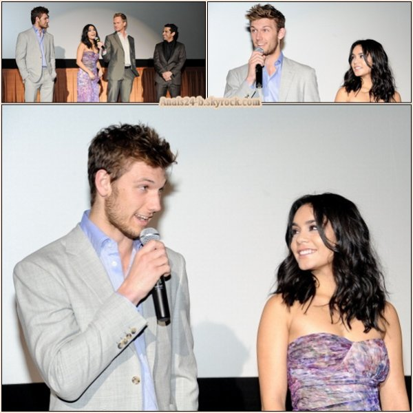 - - ★.•°•.• Première de Beastly au The Grove's Pacific Theater à Los Angeles •.•°•.★ - -