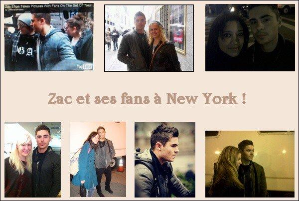 - - ★.•°•.• Vanessa à LAX + Zac à NYC •.•°•.★ - -