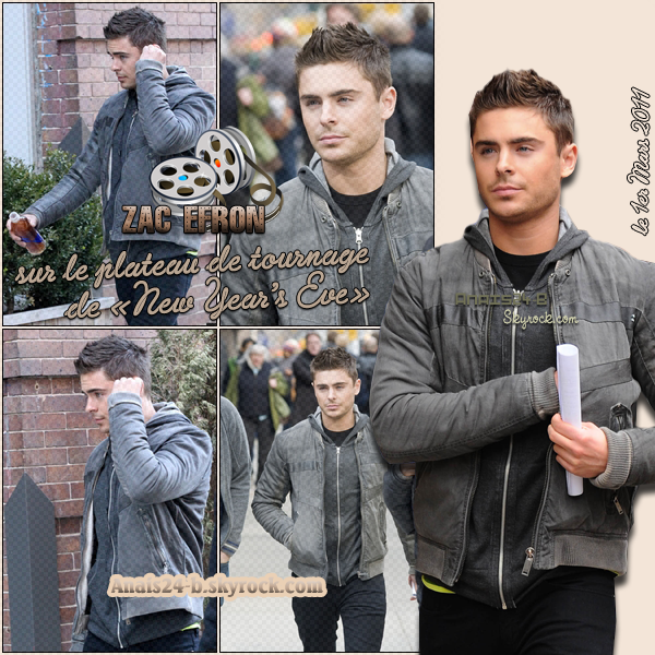 - - ★.•°•.• Zac & Vanessa à New York ! •.•°•.★ - -