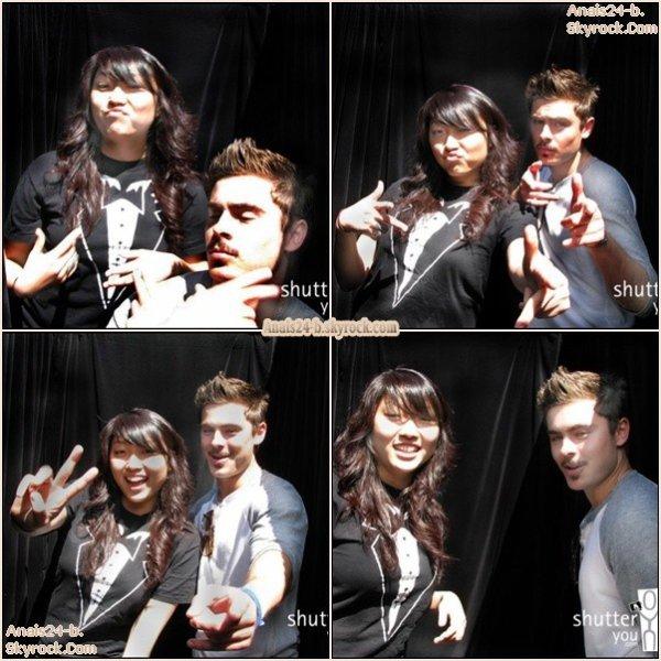 - - ★.•°•.• Zac à SLO & Vanessa à Londres •.•°•.★ - -