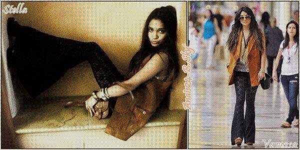 - - ★.•°•.• Zac & Vanessa → News •.•°•.★ - -