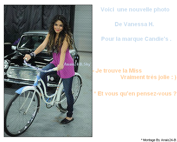 - - ★.•°•.• Vanessa.H & Zac.E ► News •.•°•.★ - -