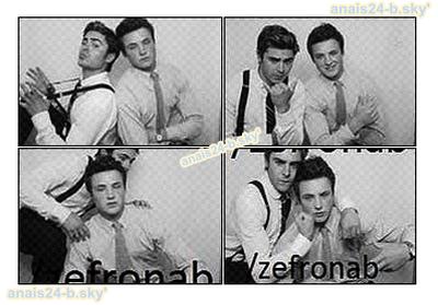 - - ★.•°•.• Zac.E & Vanessa.H ► News •.•°•.★ - -