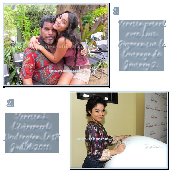 - - ★.•°•.• News → Vanessa - Zac •.•°•.★ - -