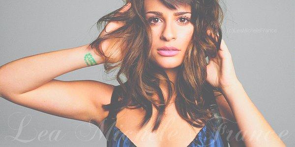 Bienvenue sur LeaMicheleFrance - Votre nouvelle source sur Lea Michele