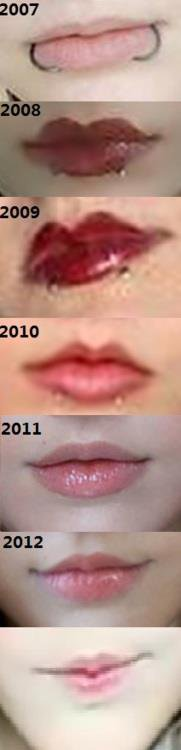Lèvres.