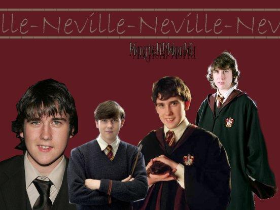"""""""Je vous rejoindrai le jour où l'enfer gèlera.""""  Neville à Vous-Savez-Qui"""